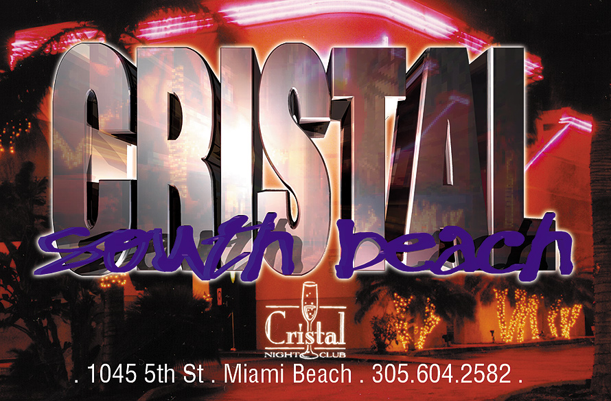 Super Bowl 33 Weekend at Club Cristal