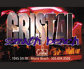 Super Bowl 33 Weekend at Club Cristal - tagged with 305.604.2582