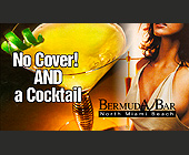 Bermuda Bar Drink Ticket - tagged with enjoy