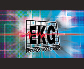 EKG Records Worldwide - created January 1999