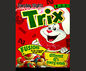 Tuesday Night Trix at Fusions - Tennessee Graphic Designs