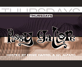 Pussy Gallore Thursdays - tagged with til midnight