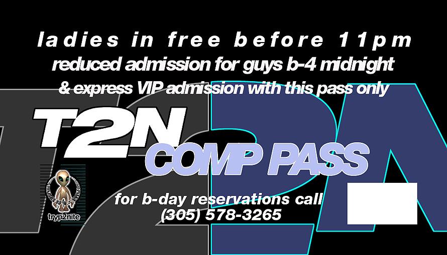 T2N Comp Pass