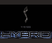 Hybrid at Shadow Lounge - tagged with s design