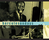 Hercules Sundays at Chaos - 1200x1575 graphic design