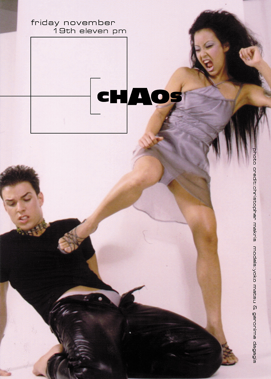 Frivole Fashion Show at Chaos