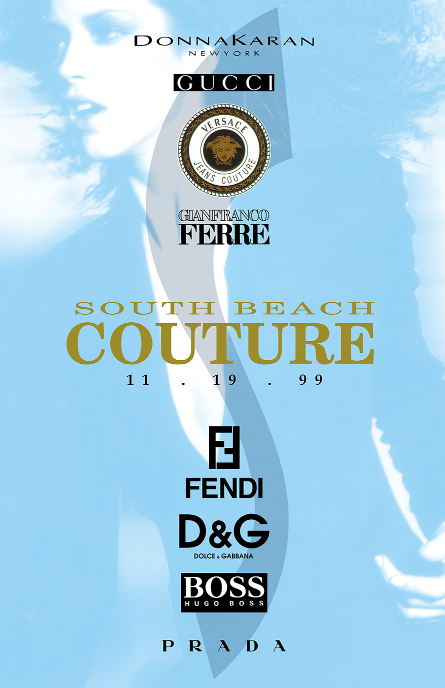 South Beach Couture Fashion Show at Shadow Lounge