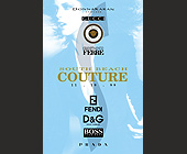 South Beach Couture Fashion Show at Shadow Lounge - tagged with doors open at 10