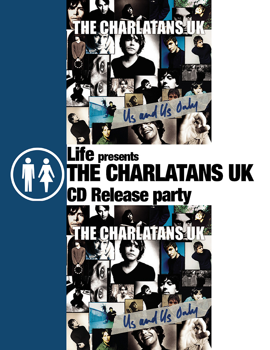 The Charlatans CD Release Party at MEZA