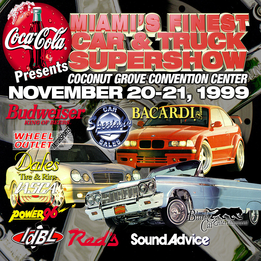 Miami Finest Car and Truck Supershow