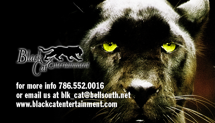 Black Cat Entertainment Car and Truck Supershow Complimentary Pass