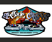 Electric Circus in Milander Auditorium - tagged with doors open 9pm