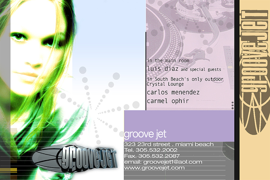 Experience the Journey on Saturdays at Groove Jet in Miami Beach