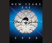 New Years Eve 2000 at Mad Jacks - Nightclub