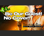 Bermuda Bar VIP cards - tagged with enjoy