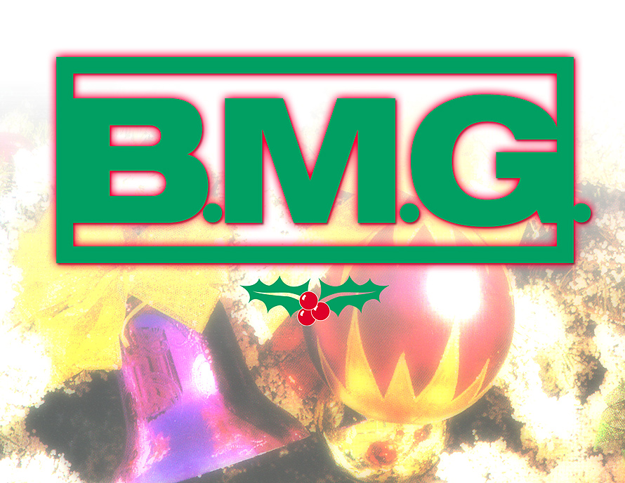 BMG Christmas Party