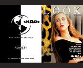 Look International at Chaos Nightclub - tagged with table reservations