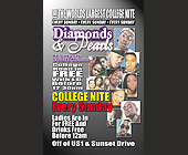 Diamonds and Pearls College Night at Splash in South Miami - tagged with every