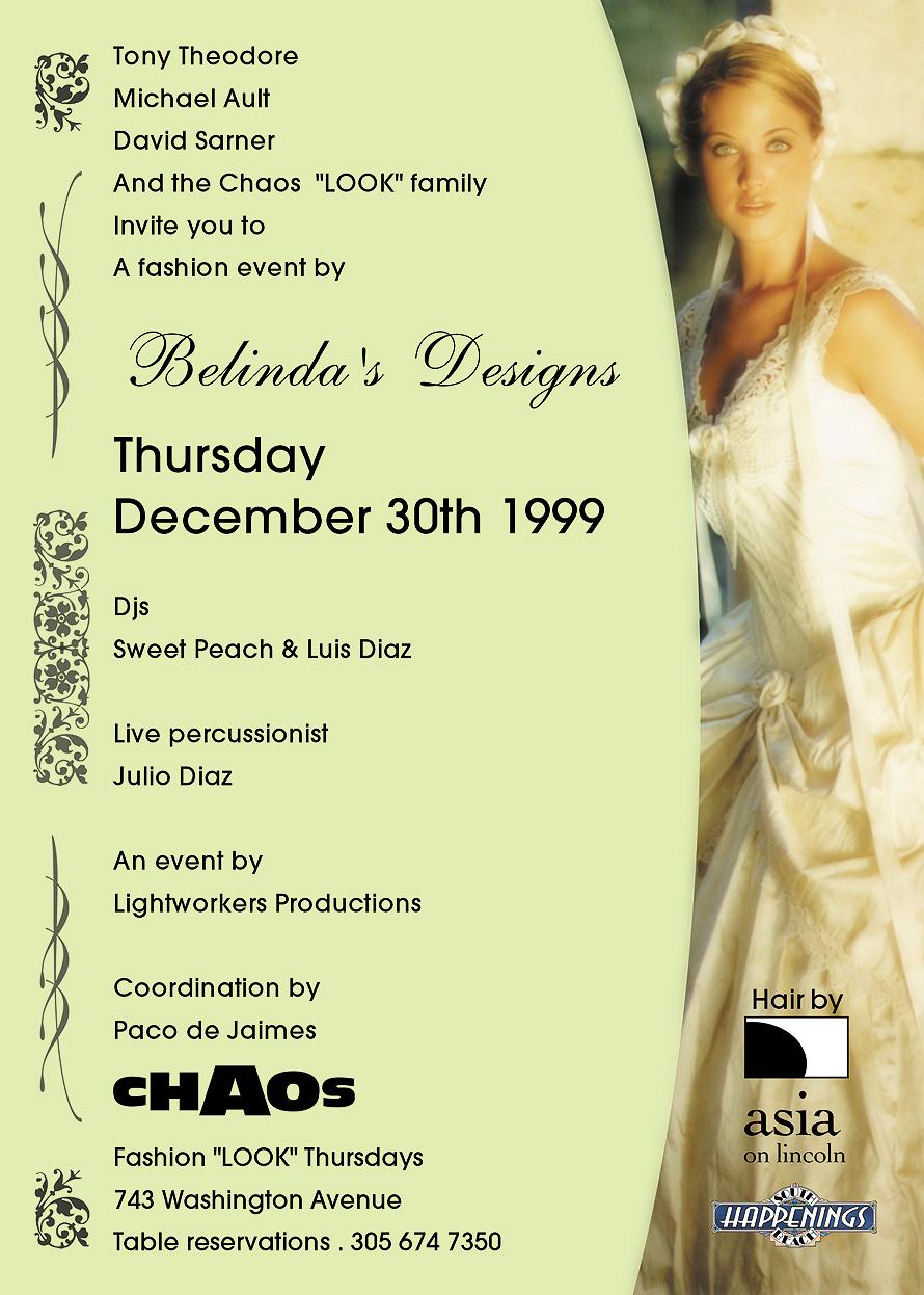 Look by Belindas Designs at Chaos