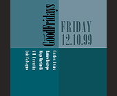 Good Fridays at Alcazaba - Alcazaba Graphic Designs
