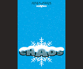 Club Chaos Greeting Card - tagged with 305.674.7905