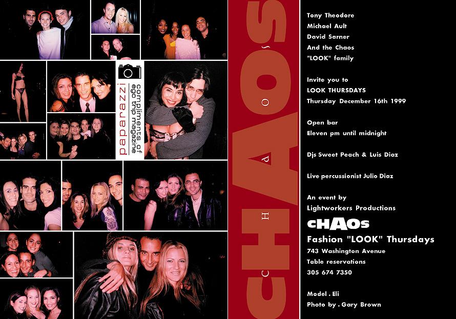 Look International at Club Chaos
