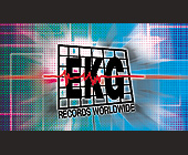 EKG Records Worldwide - Music Graphic Designs