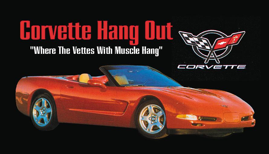 Corvette Hang Out