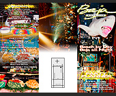 Baja Beach Club Party Planner - 2261x2926 graphic design