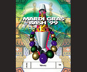 Emerald City Mardi Gras Bash - tagged with high energy