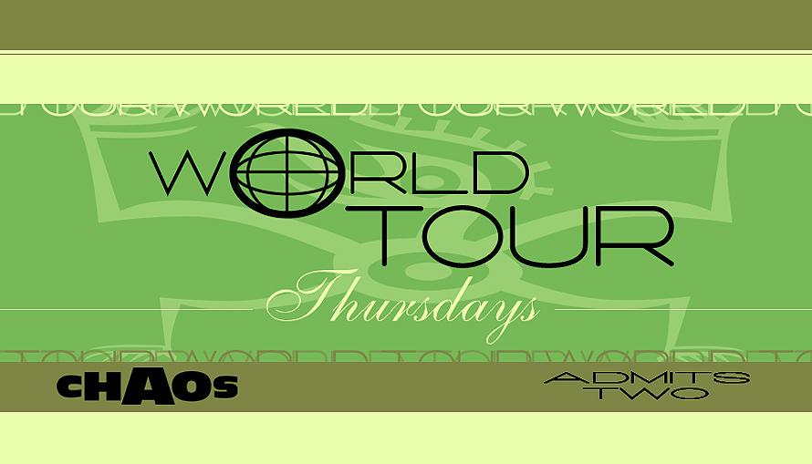 Chaos World Tour Presents Tron