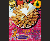 Neighborhood Foods Tequenos - Business Flyers Graphic Designs