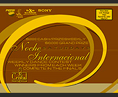 Noche Internacional at Club Cristal - Miami Flyers Graphic Designs