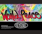 World Peace at Cream - tagged with for vip reservations