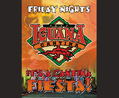 Friday Nights at Cafe Iguana Cantina - tagged with 6 pm