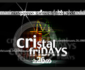 DJ Irie at Cristal Fridays - tagged with 33139