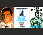 Tom of Finland at Warsaw - tagged with valet parking available