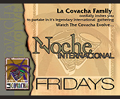 Noche Internacional Fridays at La Covacha - Bars Lounges