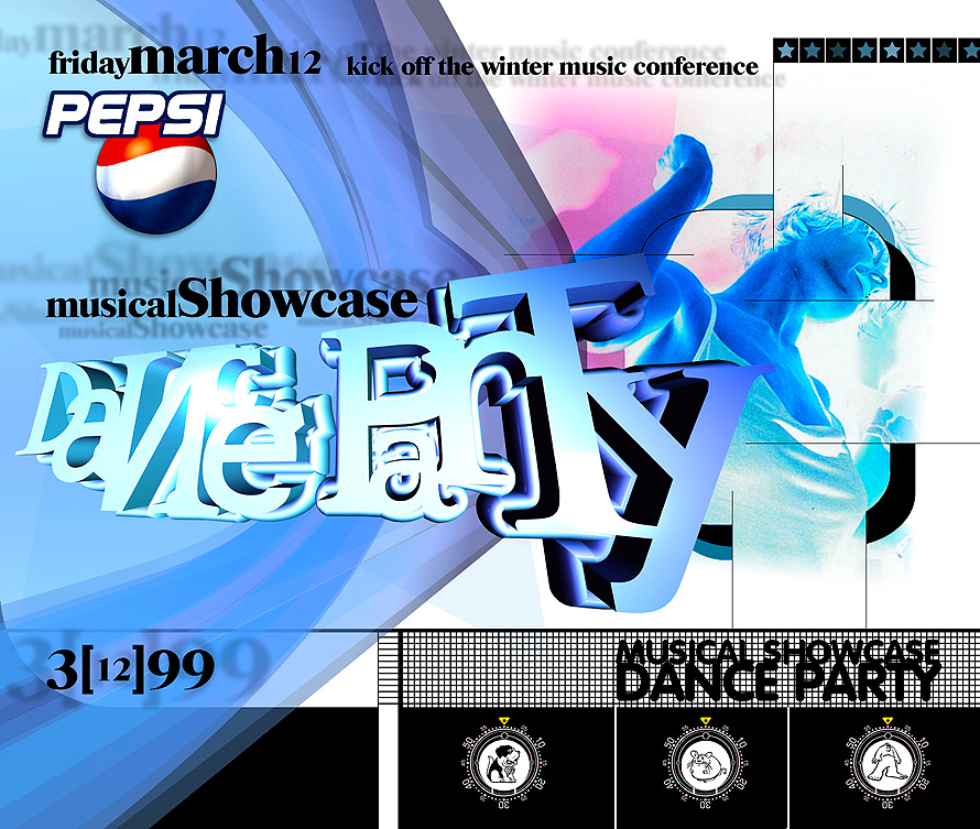 Musical Showcase Dance Party at Milander Auditorium
