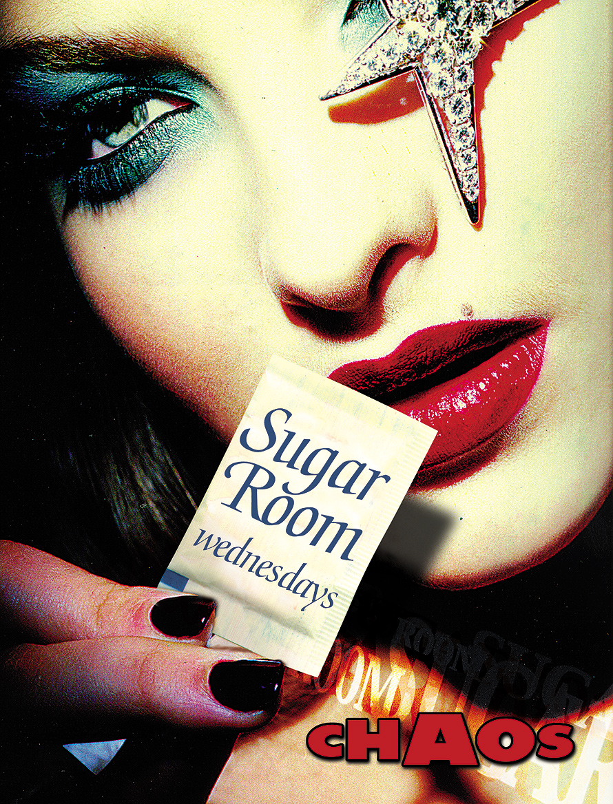 Sugar Room Wednesdays at Chaos