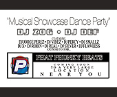 Phat Phunky Beats Musical Showcase Dance Party - tagged with Information box