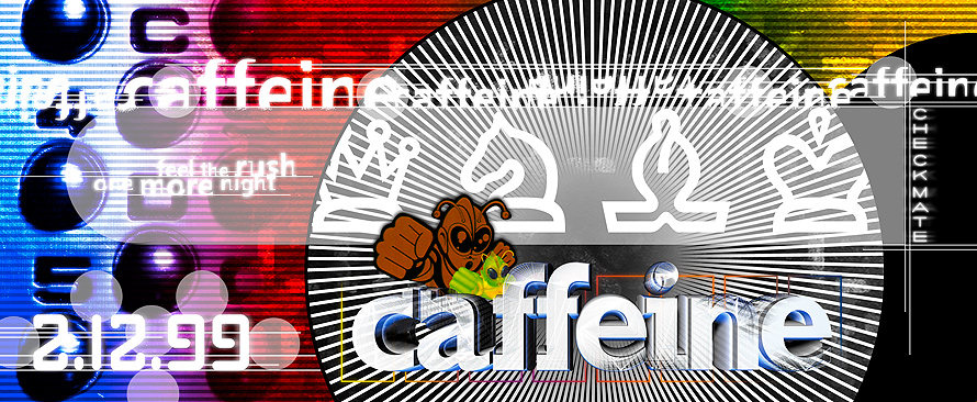 Caffeine at Cristal Nightclub