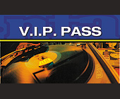 NFA Saturdays VIP Pass - tagged with turntable