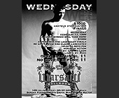 Warsaw Wednesdays - created February 09, 1999