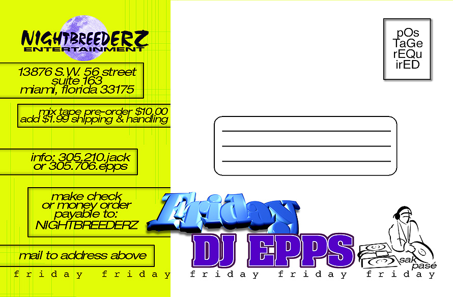 DJ Epps Mix Tape Volume 2