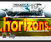 Horizons at Club St. Croix - tagged with 3d letters