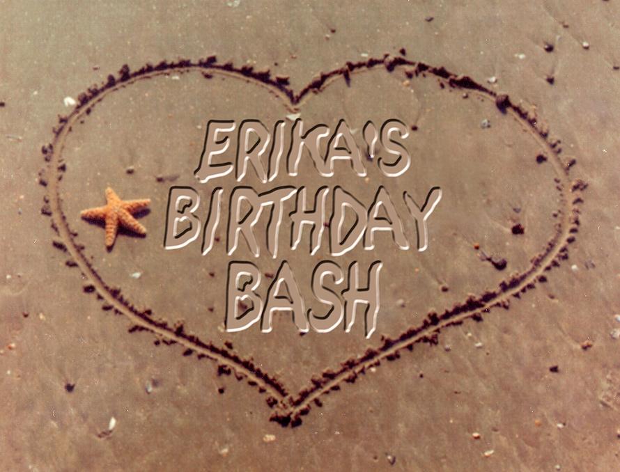 Erika's Birthday Bash at Marlin Hotel