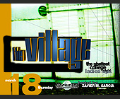The Village at Club St. Croix - Voodoo Lounge Graphic Designs