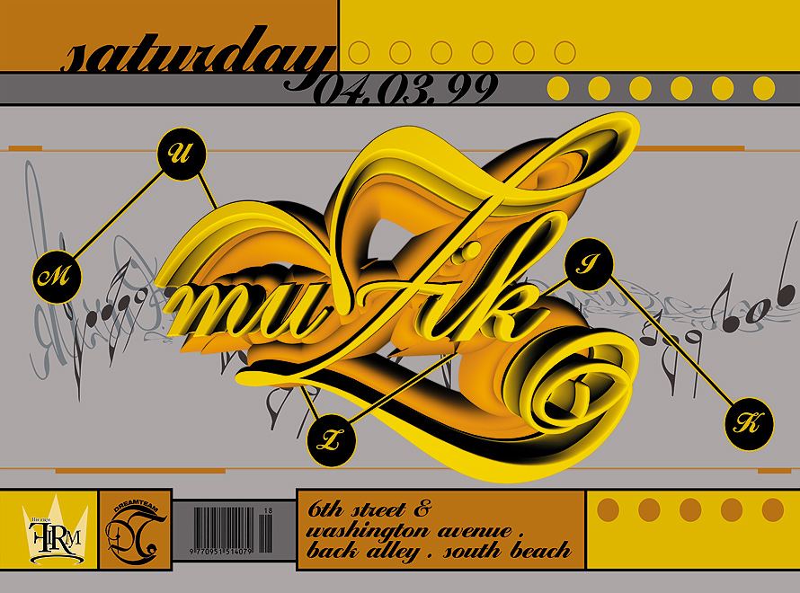 The Firm and Dreamteam Presents Muljk on Saturday