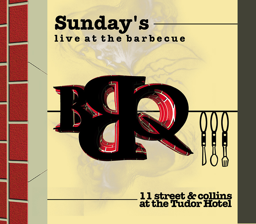 Sunday's Live at The Barbecue